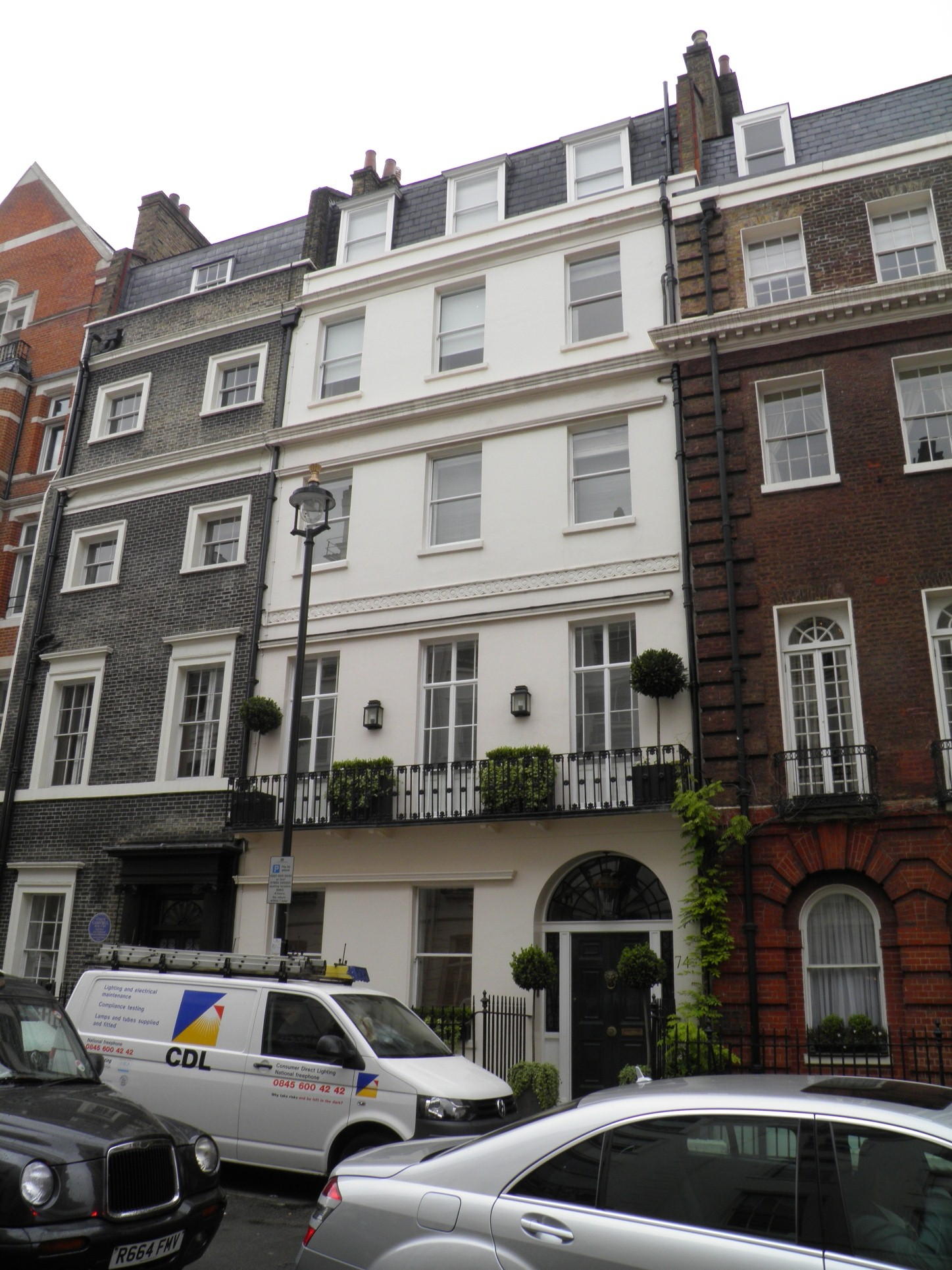 The house of Jack The Ripper | Darkest London