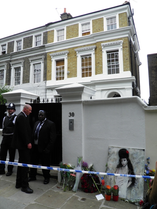 30 Camden Square Darkest London