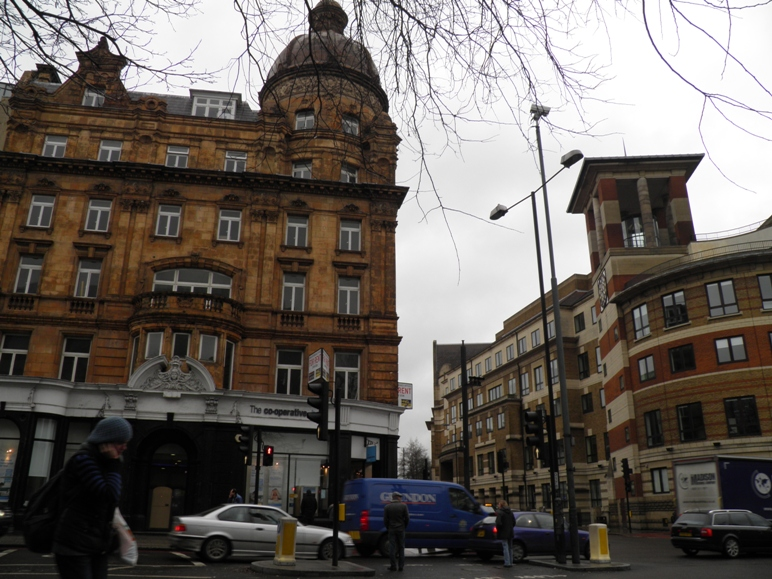 islington | Darkest London