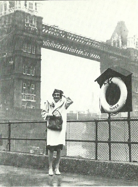 Barry Humpheries in London 1962