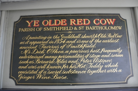 6 - Old Red Cow (2)